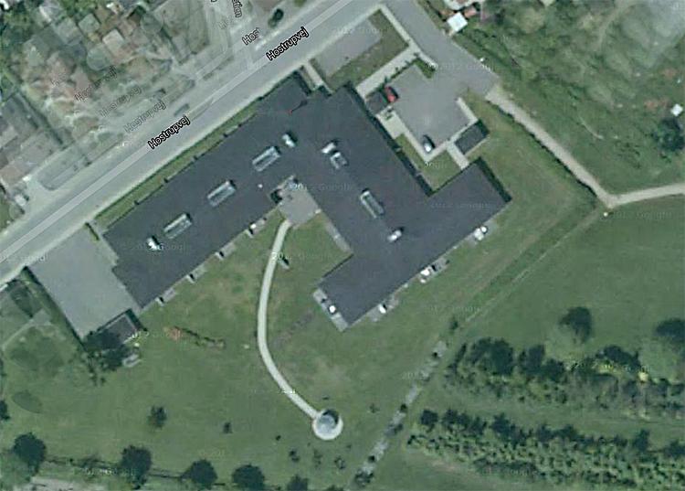 Ældrecenter GoogleMap