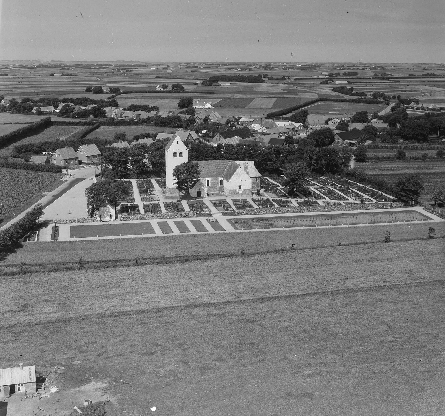 Lem Kirke 2 1957