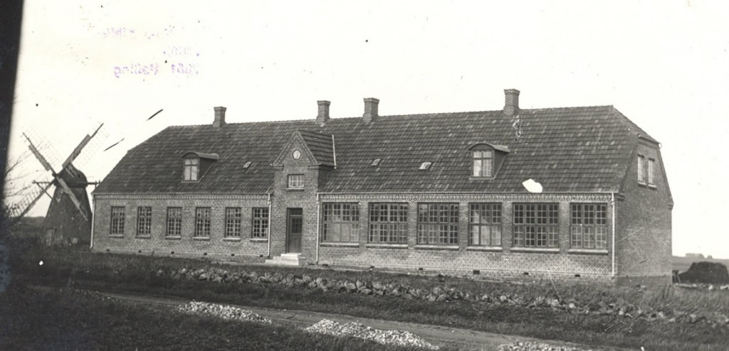 Nr Lem skole - før 1947