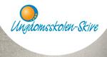 Ungdomsskolen-skive logo