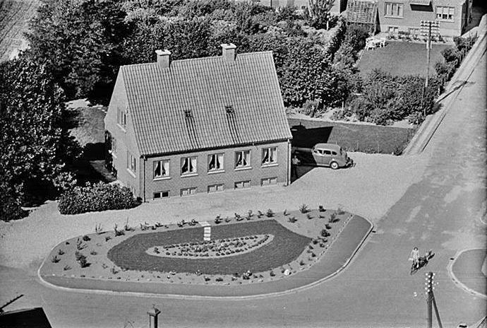Jordmoderhus ca 1950