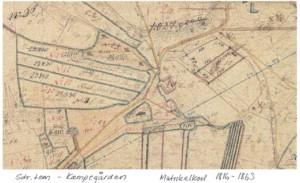 Matrikelkort 1816 - 1863