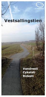 Forside - Folder Vestsallingstien
