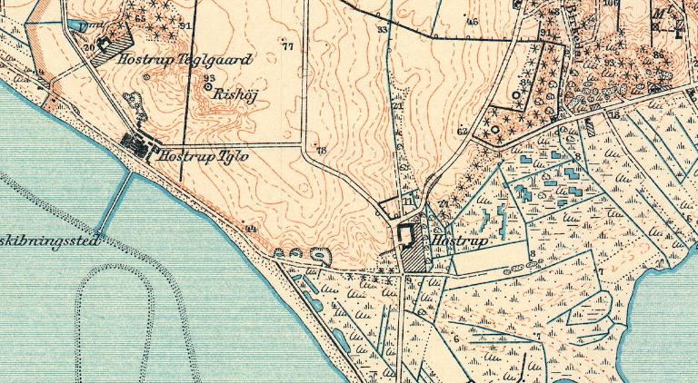 Hostrup-Hostrup Teglværk 1881-1916