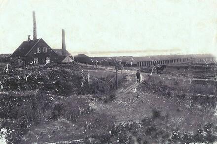 Hostrup Teglværk før 1910