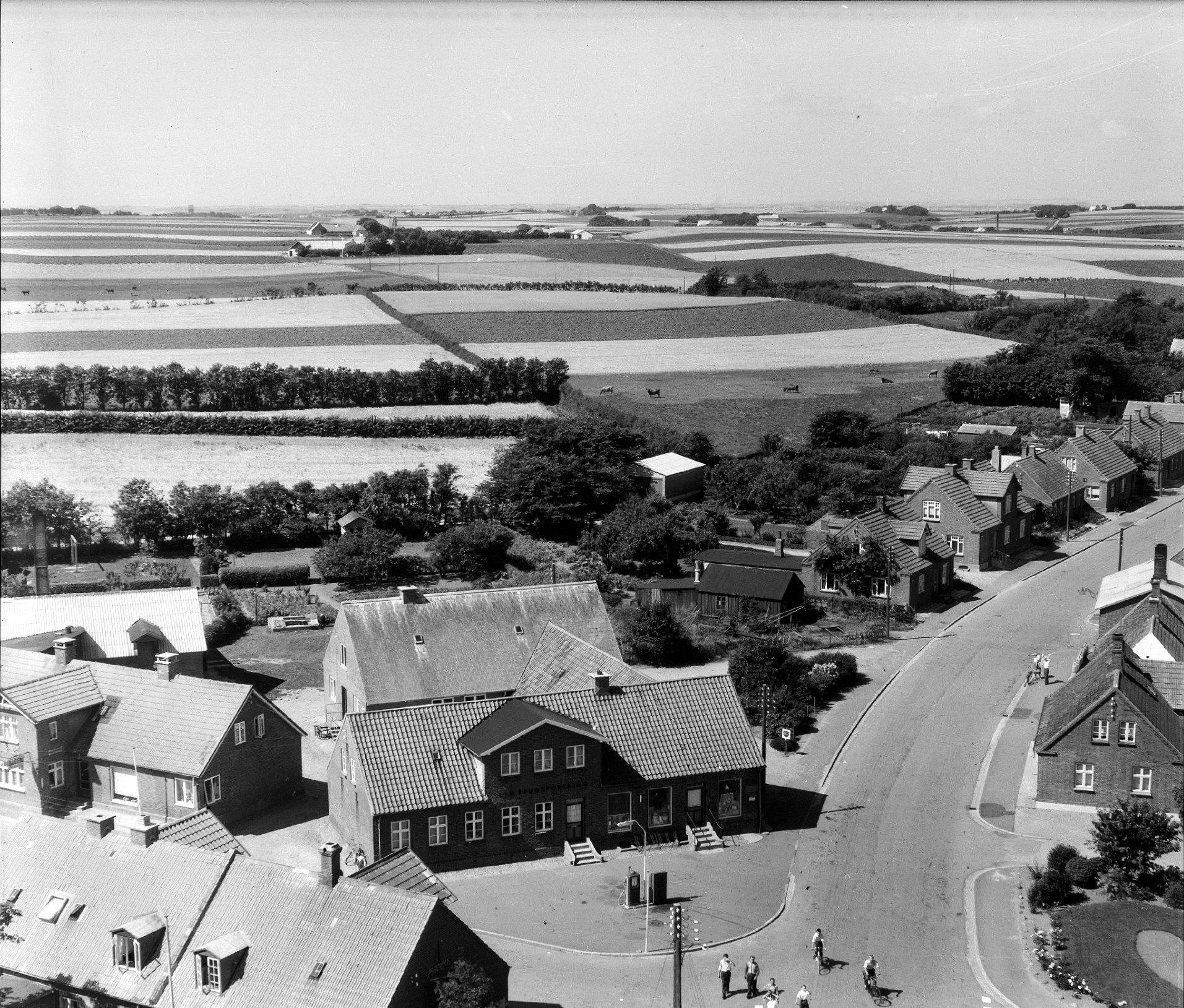 Brugsen 1957