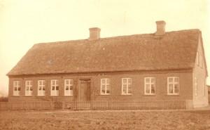 1905 Hostrupvej 21A. Opperby Hovedskole